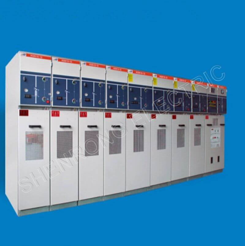 XGN15-12 model enclosed type Ring Main Unit switchgear