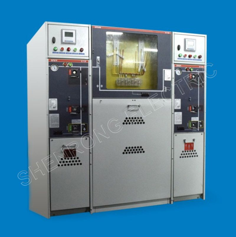 SRC-12 Model Inflatable Insulated Ring Main Unit Switchgear