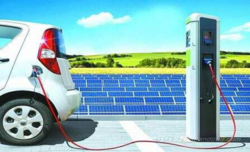 Charging Facility Electricity Distribution Solution