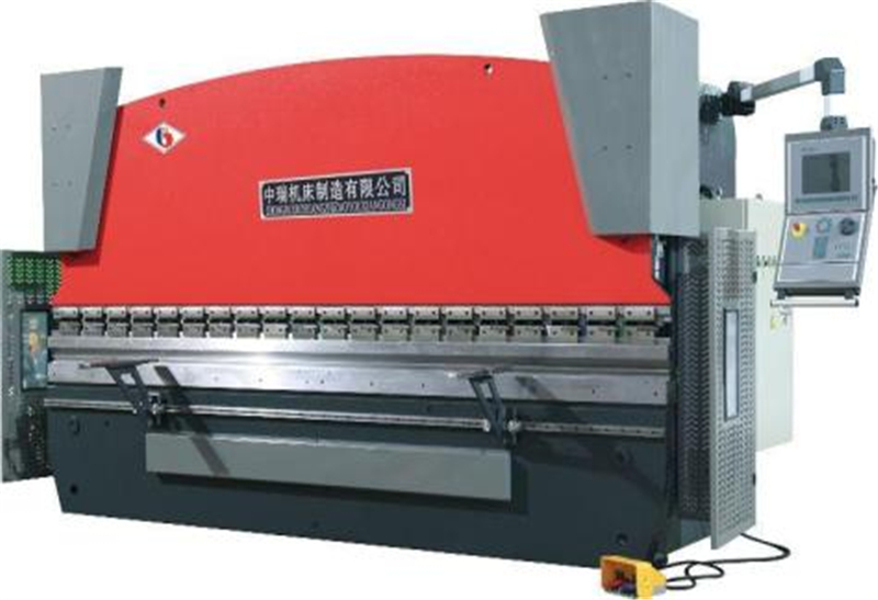 CNC Bending Machine for switch gear panel