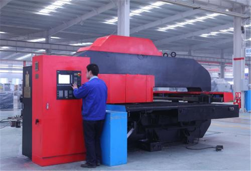 CNC Punching Press for electricity control gear
