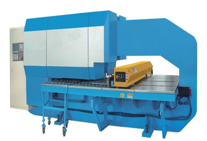 CNC Punching Press for electricity control cabinet