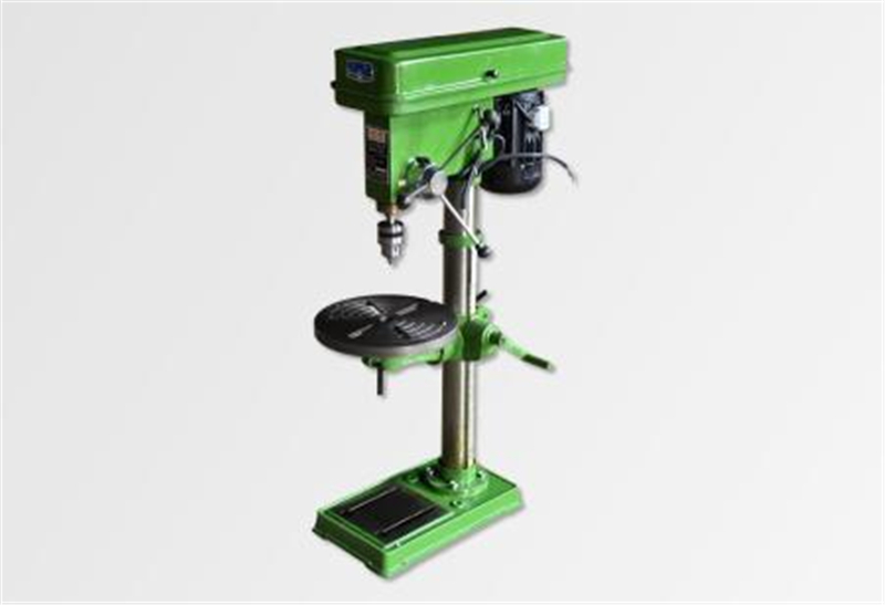 Bench Drilling Machine for switch gear panel's metal component or part processed